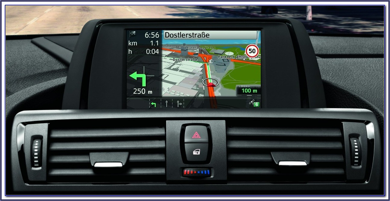 Bmw Gps Map Update