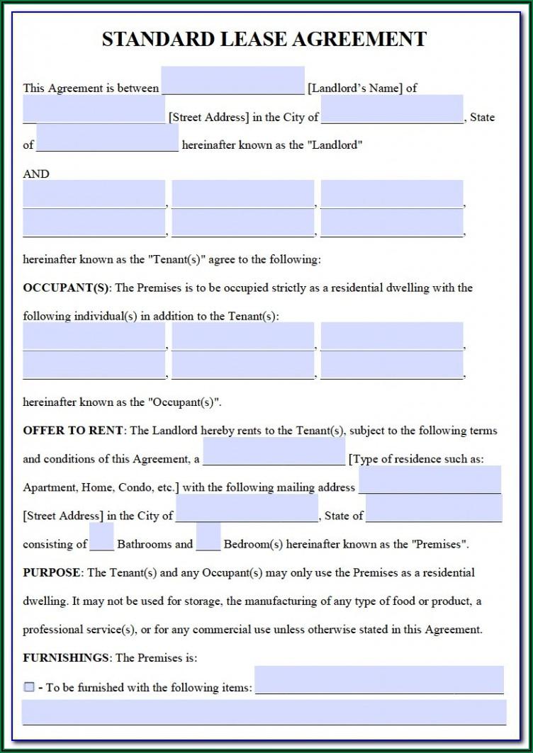 Boat Rental Agreement Form Free