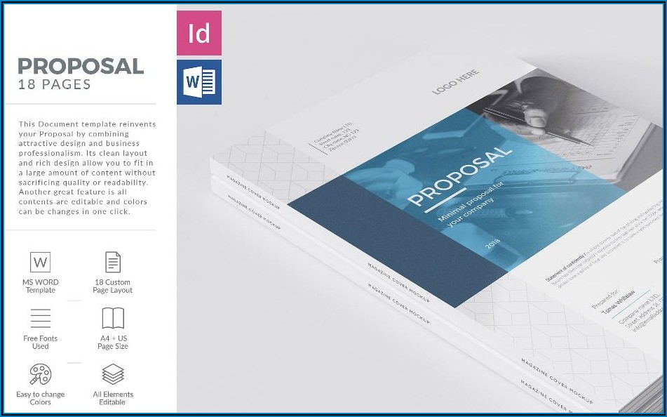 Business Proposal Template Word Download