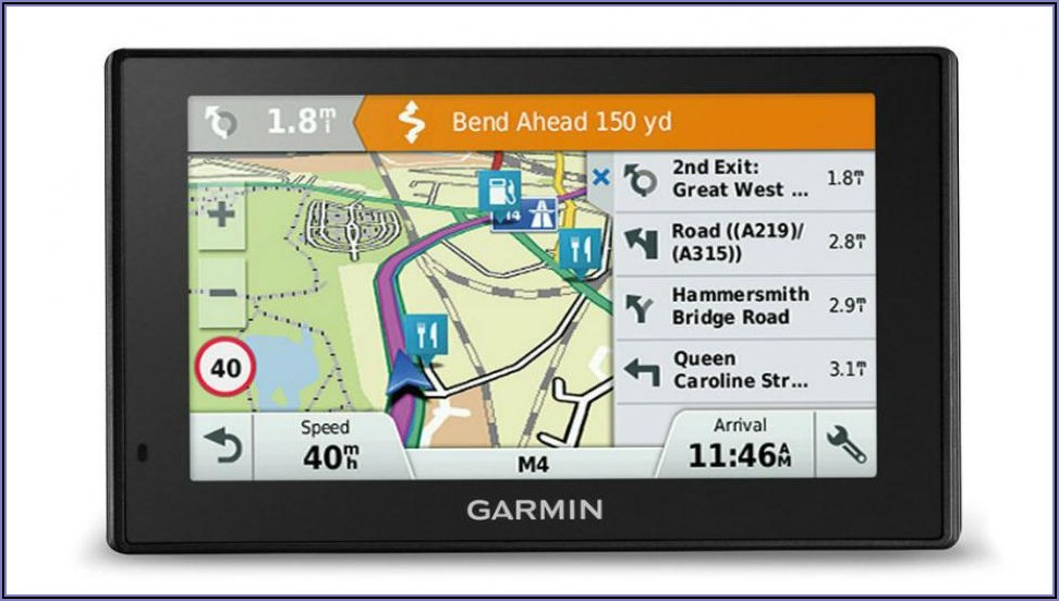 Cost Of Garmin Map Updates Uk