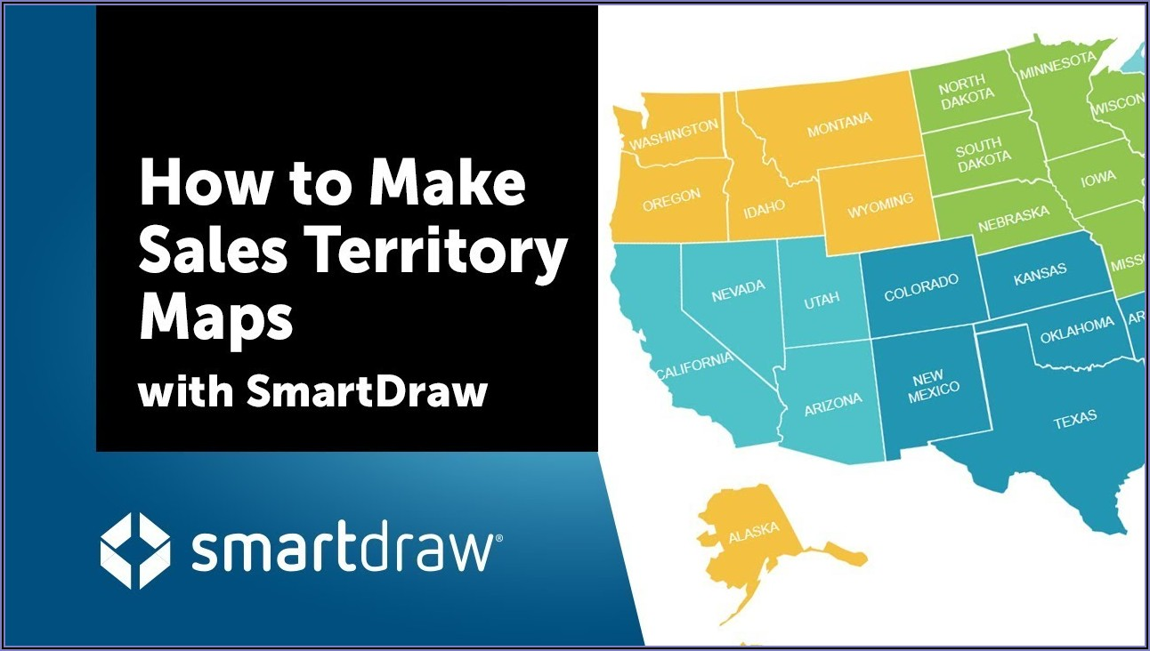 Create Sales Territory Map Free