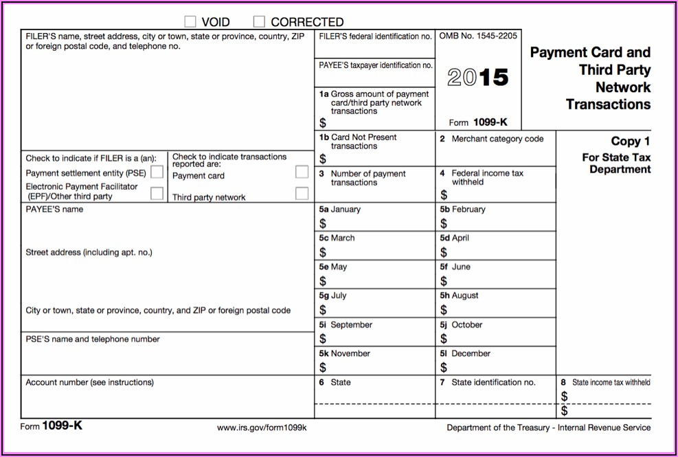 Form 1099 Misc 2012