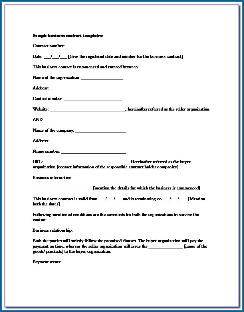 Free Freelance Graphic Design Contract Template