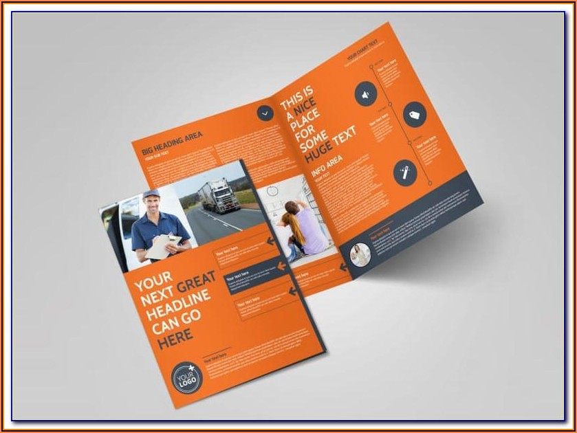 Free Moving Company Flyer Template