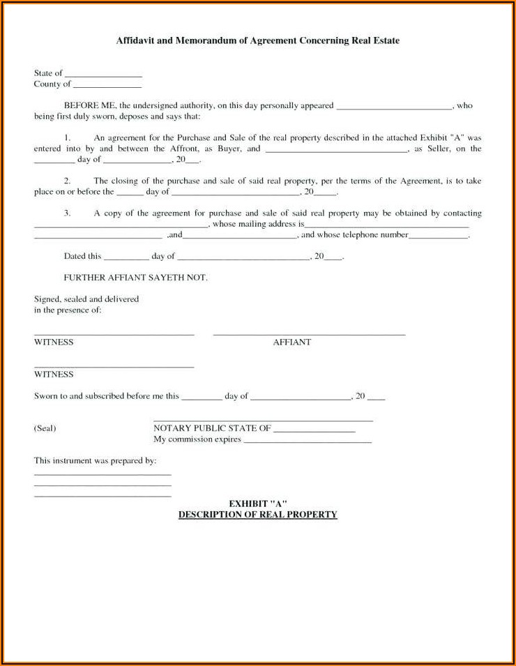 Free Real Estate Lease Agreement Template