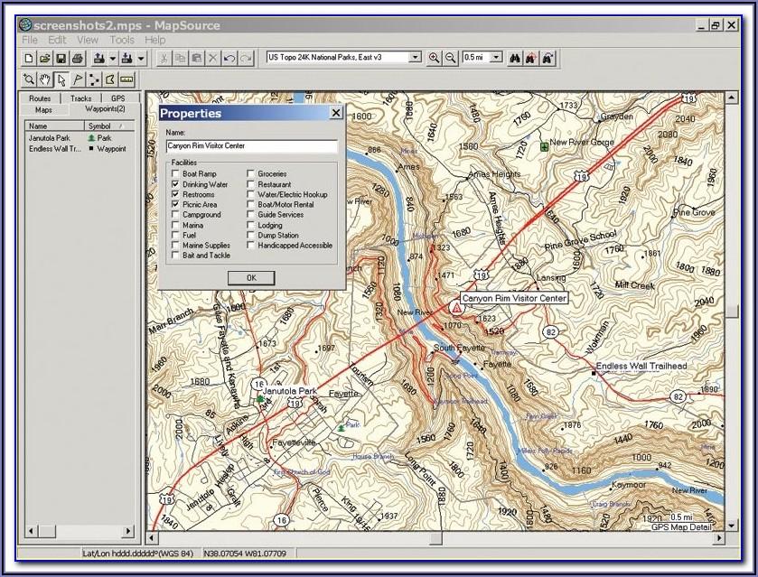 Garmin Astro 220 Topo Map Download