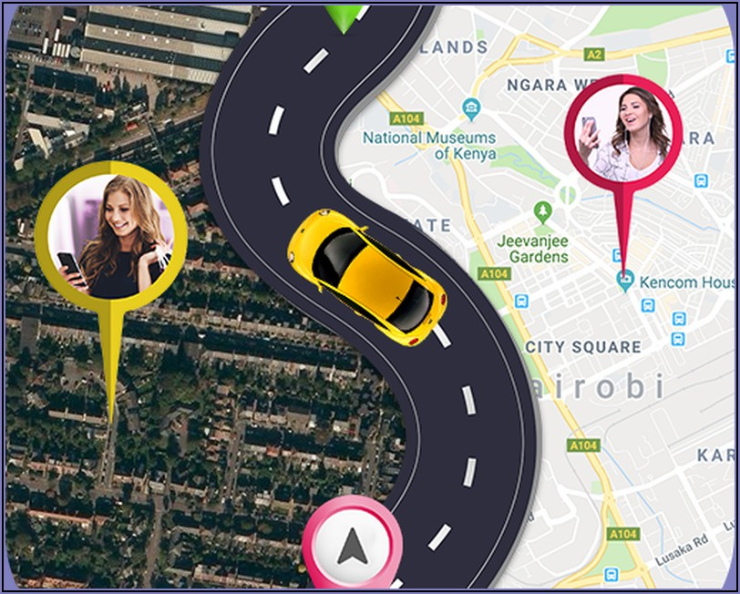 Gps Tracker Free Maps