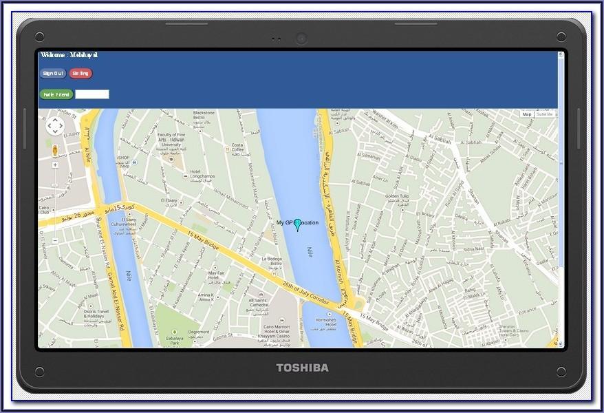 Gps Tracker Google Maps Android