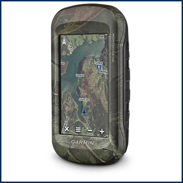 Handheld Gps Topo Maps