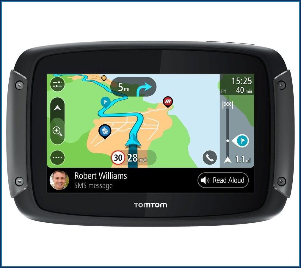 How Can I Update My Tomtom Sat Nav Maps For Free