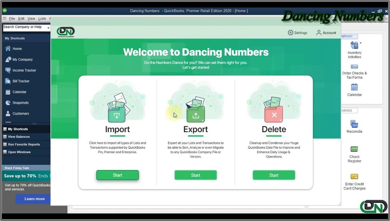 Import Invoices Into Quickbooks Desktop