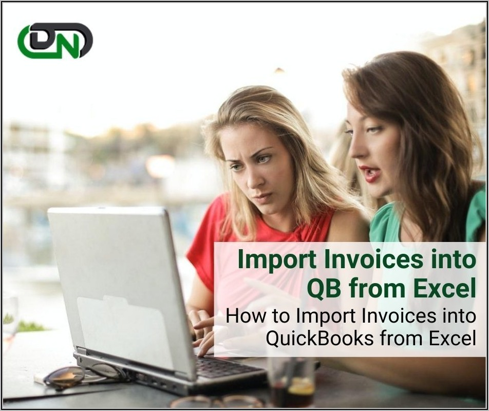 Import Invoices Into Quickbooks From Excel