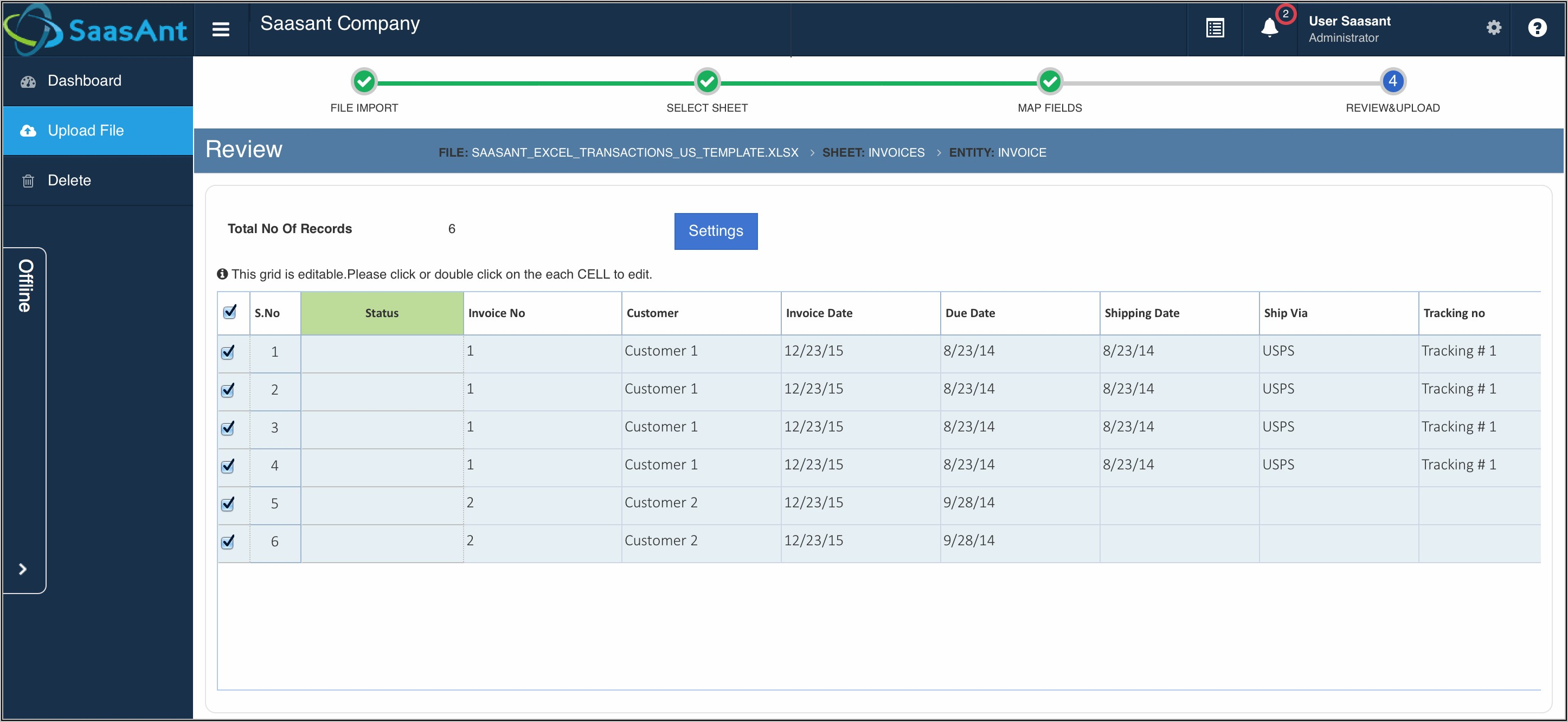Import Transactions Into Quickbooks Online From Csv