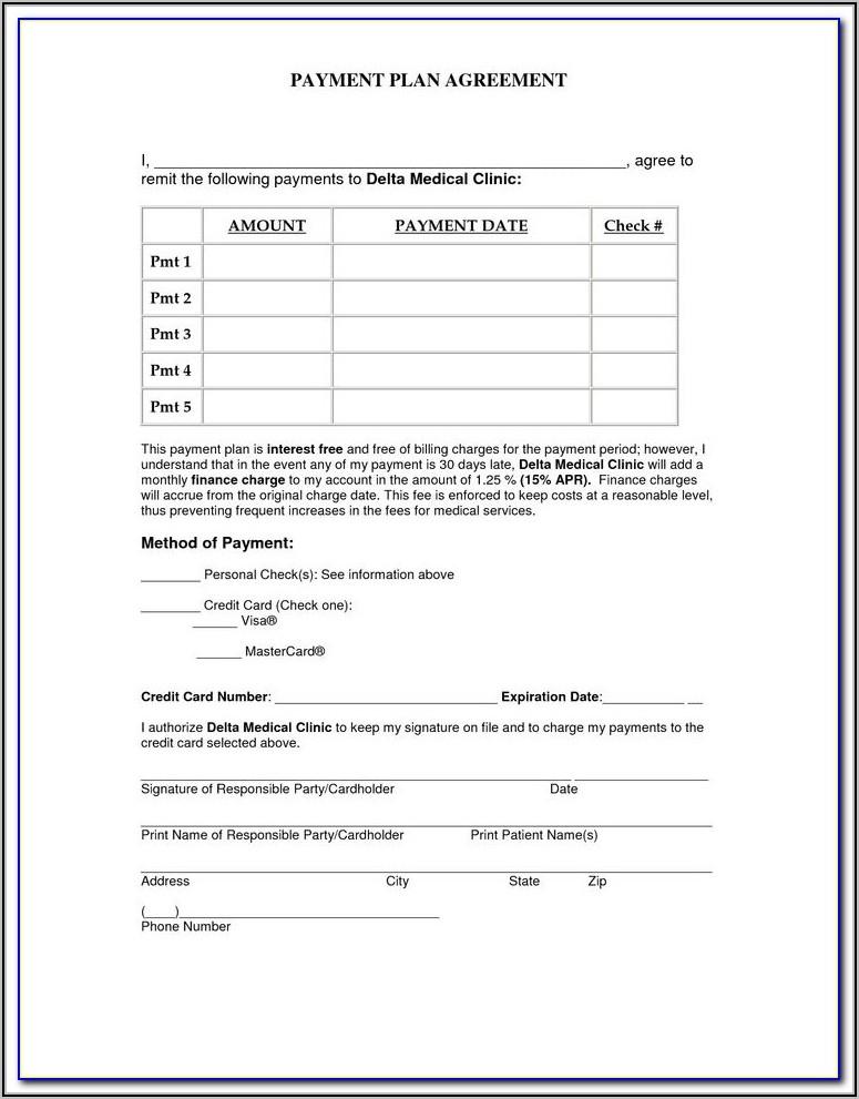 Irs Installment Agreement Form 433 D