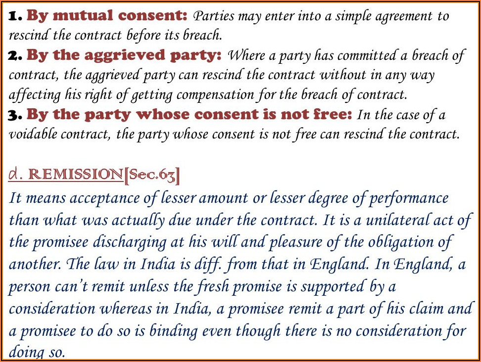 Labour Contract Agreement Format Word