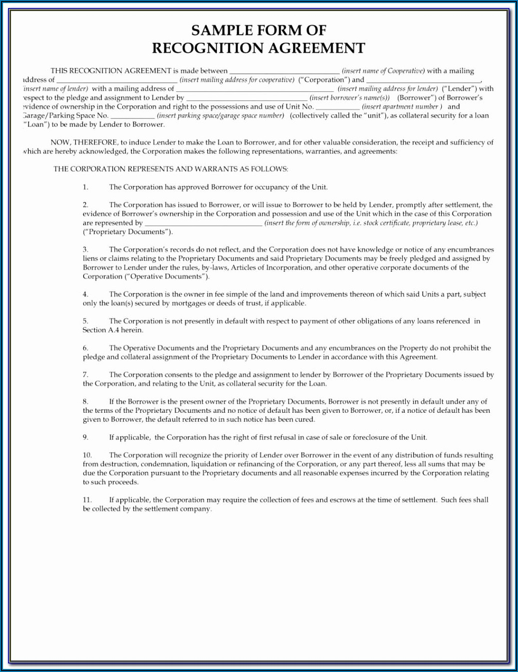 Loan Agreement Template Pdf South Africa