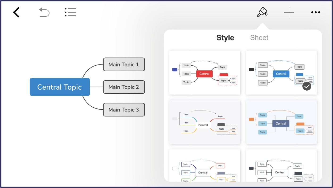 Mind Mapping App For Mac And Iphone