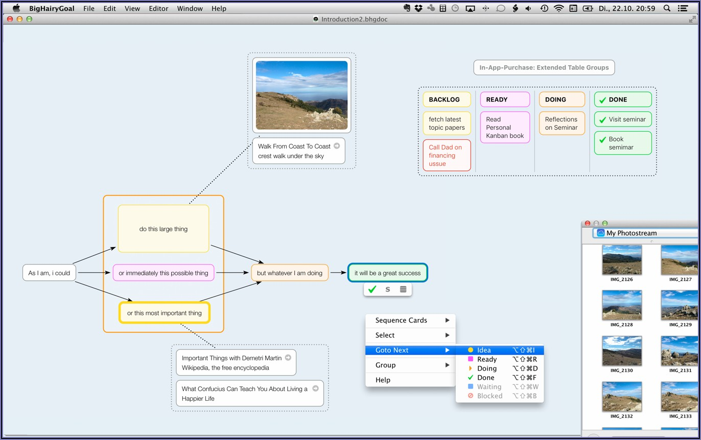 Mind Mapping App For Macbook