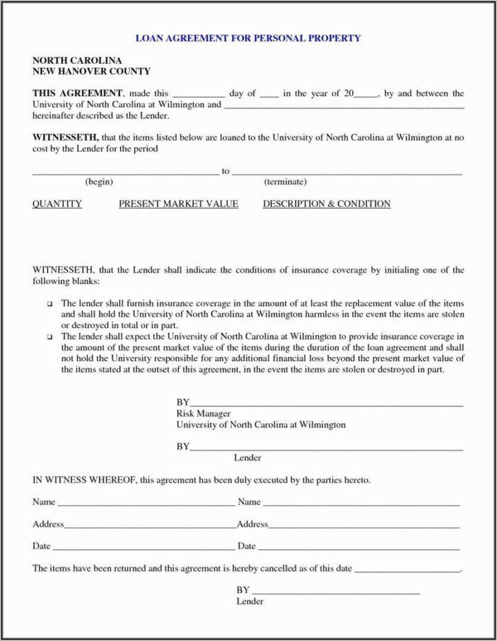 North Carolina Child Visitation Forms