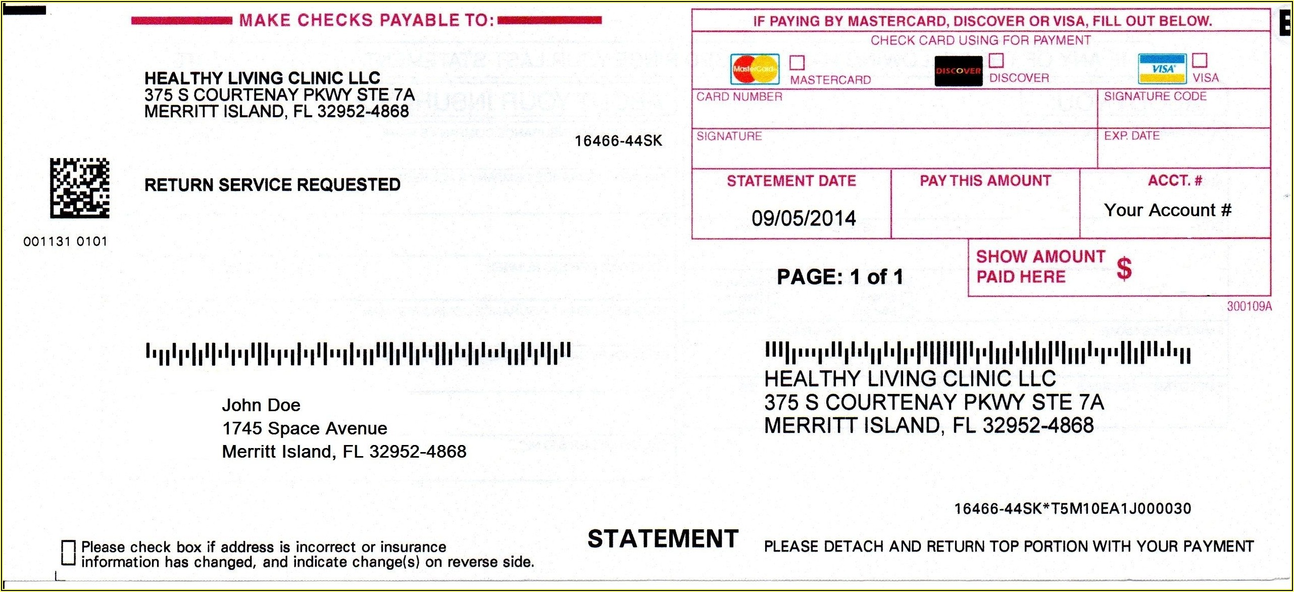 Nvc Invoice Id Number Example