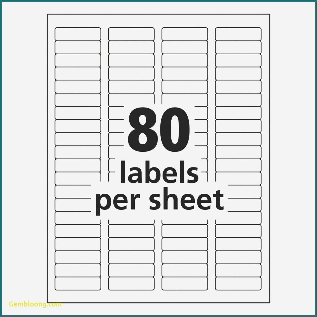 Office Depot Return Address Labels Template