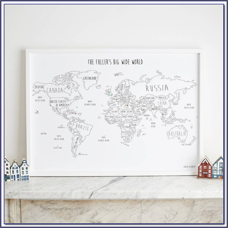Personalised Os Map Jigsaw