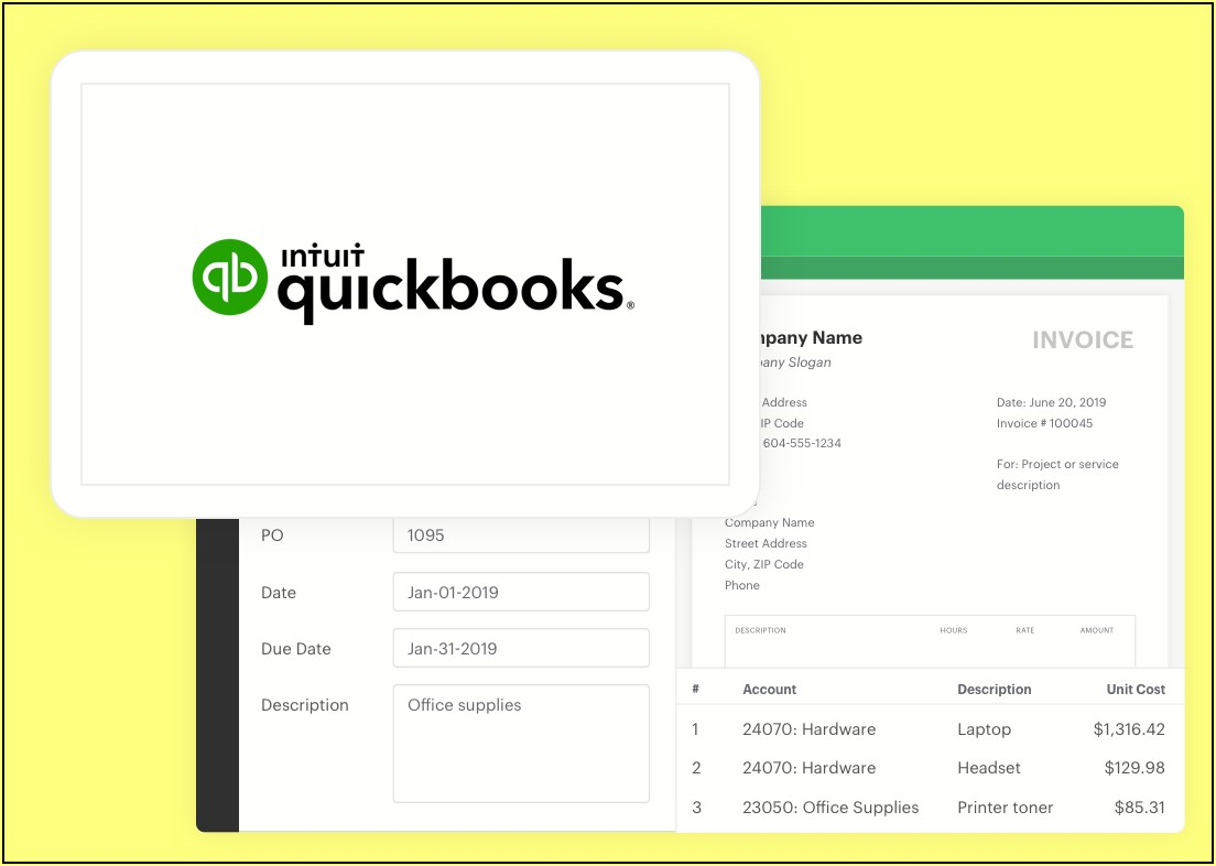 Quickbooks Invoice Approval Process