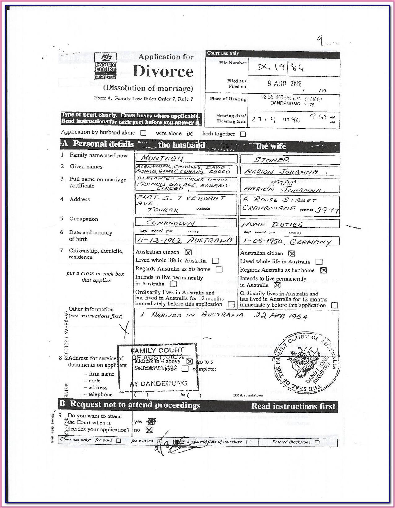 Santa Clara County Court Forms