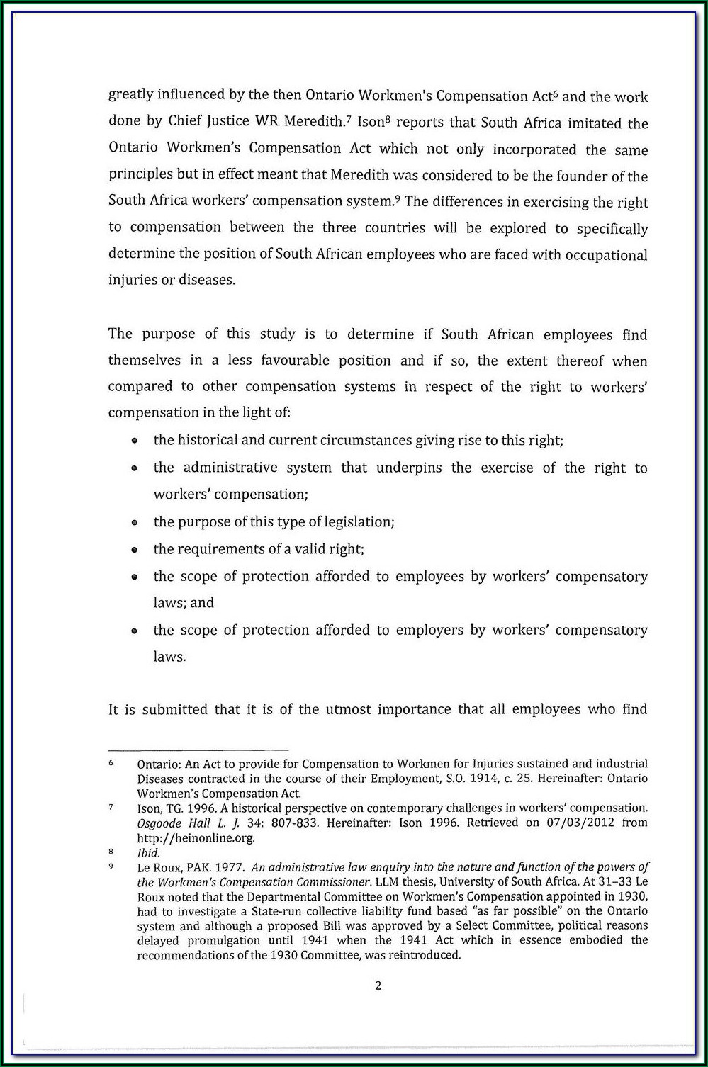 Texas Workers Compensation Plan Forms