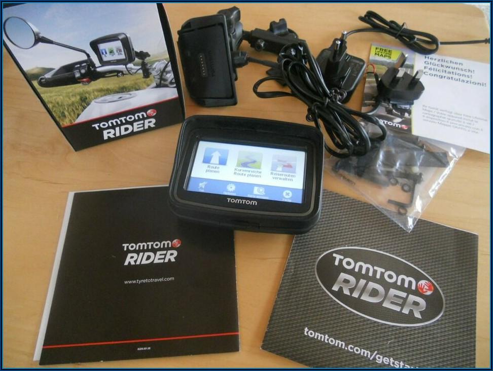 Tomtom Rider Free Lifetime Maps