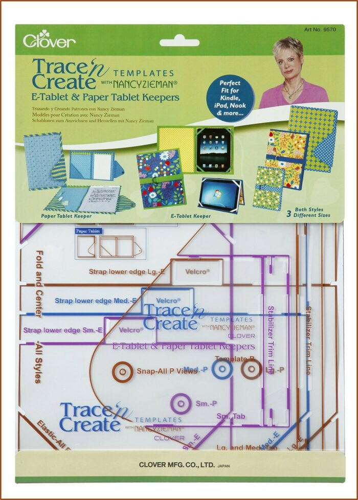 Trace And Create Bag Templates