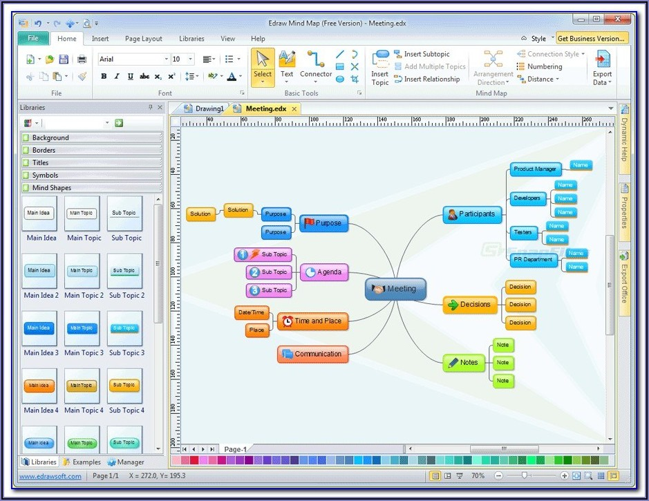 What Is The Best Free Mind Mapping Software For Windows
