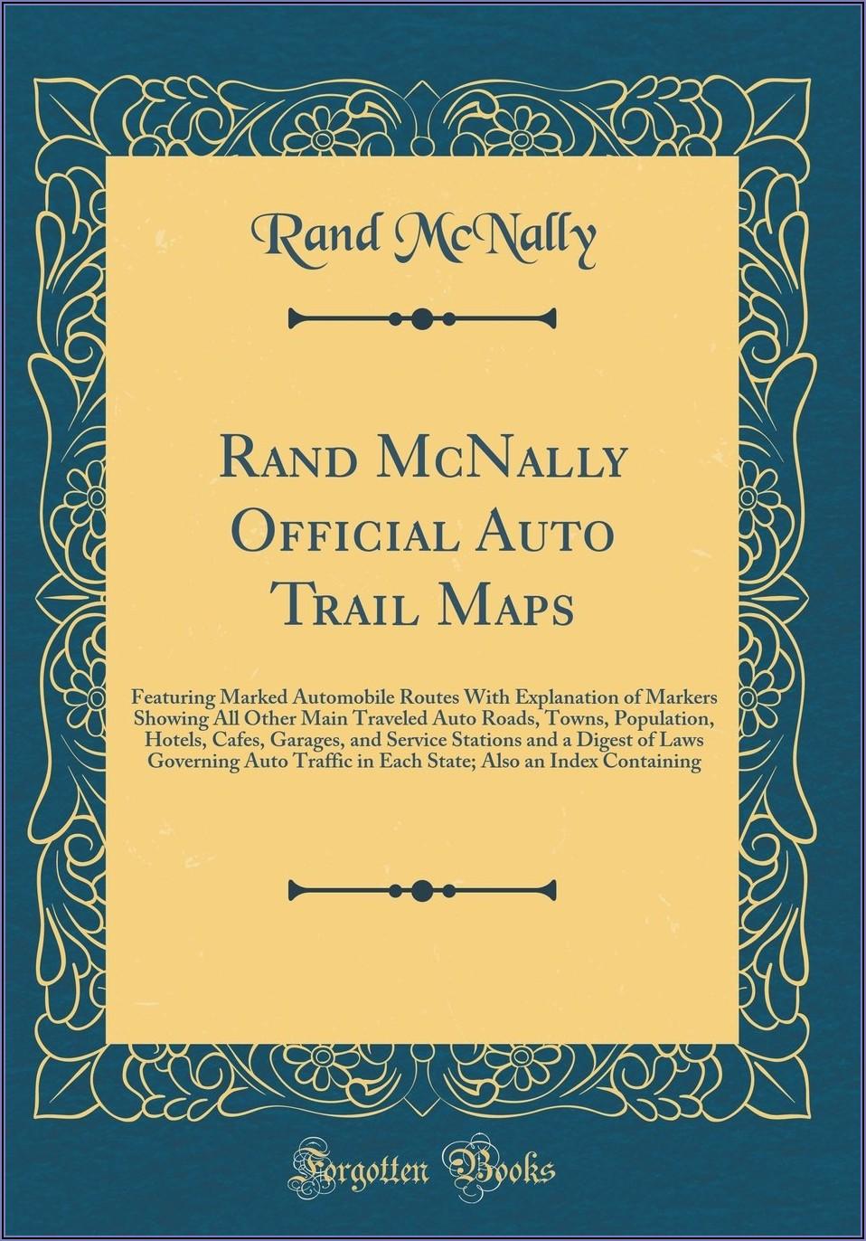 Where Can I Buy Rand Mcnally Maps