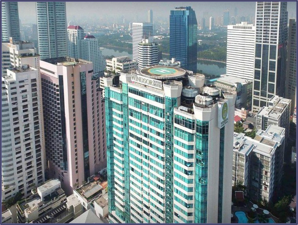 Windsor Suites Hotel Bangkok Address