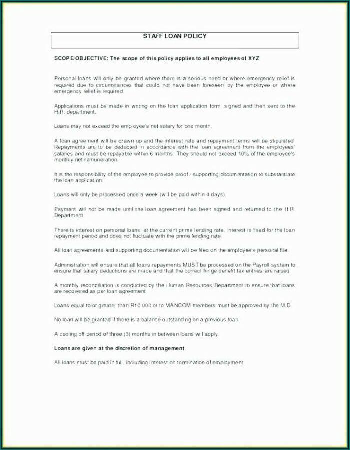 Zero Hours Employment Contract Template