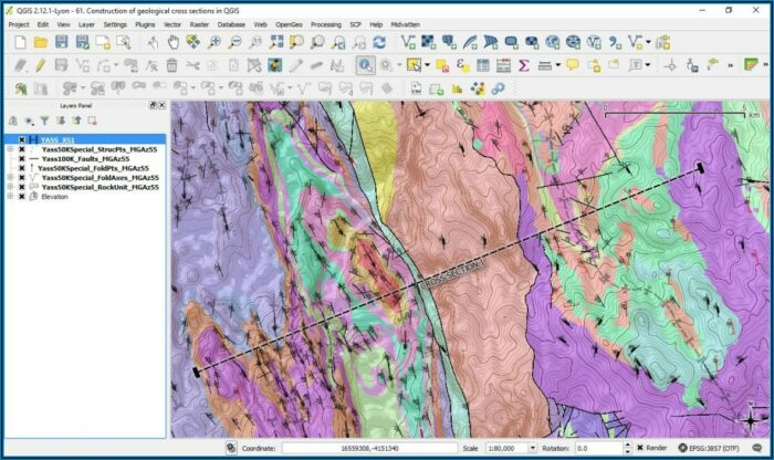 3d Geological Mapping Software Free