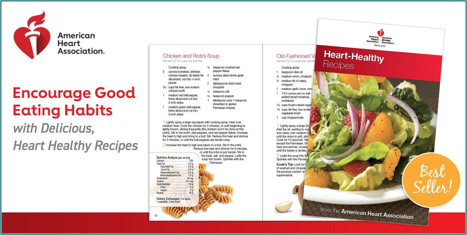 American Heart Association Printable Brochures