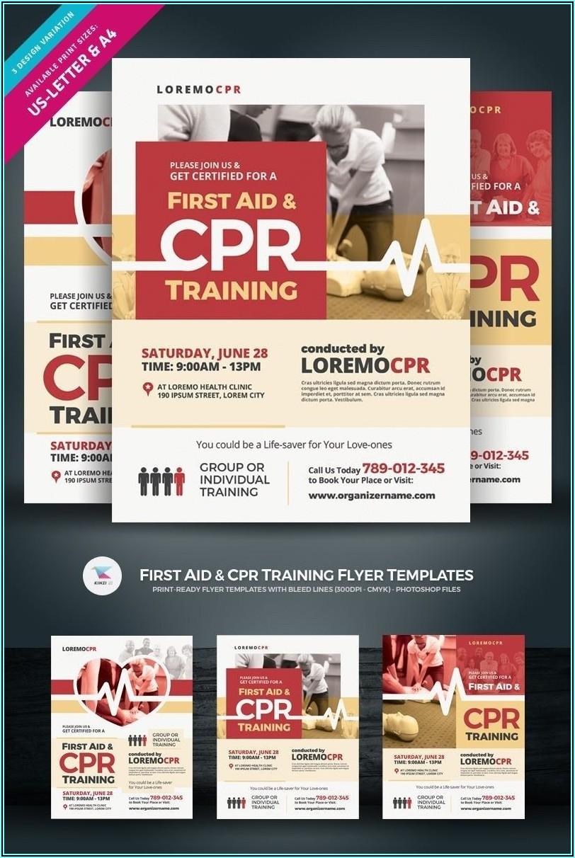American Heart Association Printable Flyers