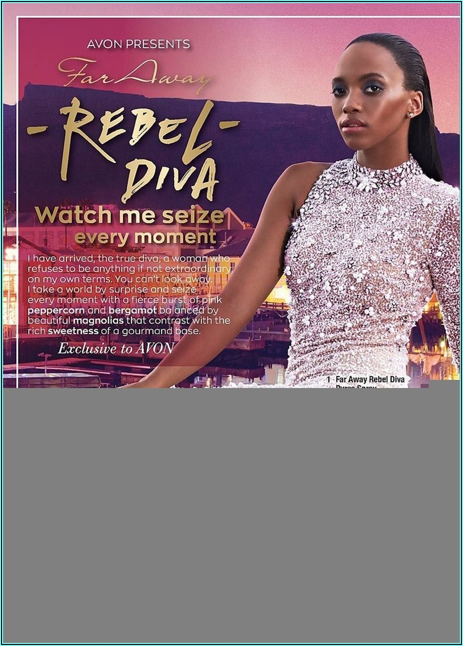 Avon Brochure July 2019 Pdf