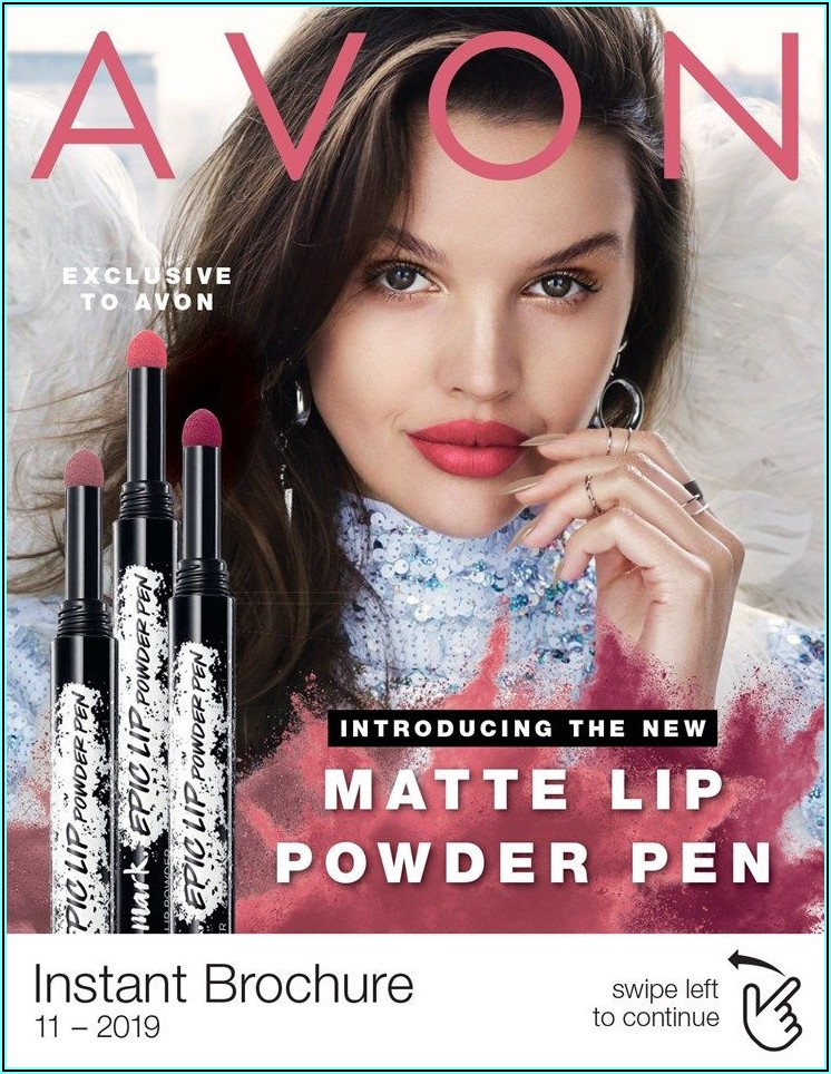 Avon Brochure June 2019