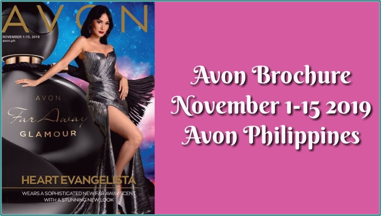 Avon Brochure November 2019 Philippines