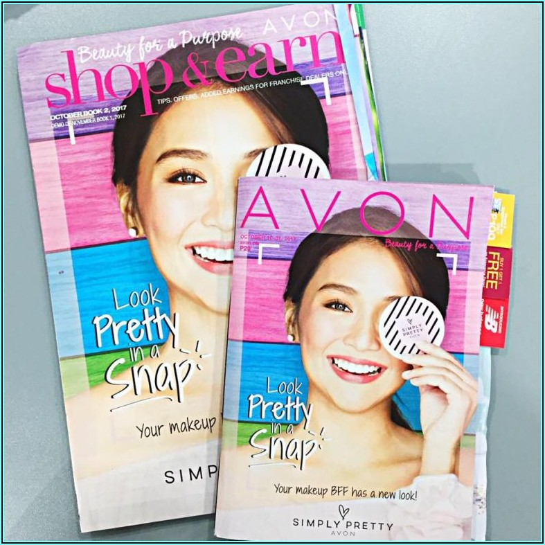 Avon Brochure September 2019 Philippines