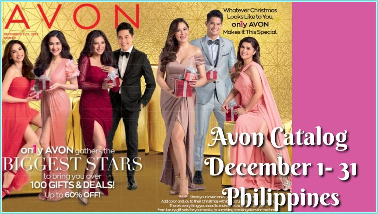 Avon Catalog December 2019 Philippines