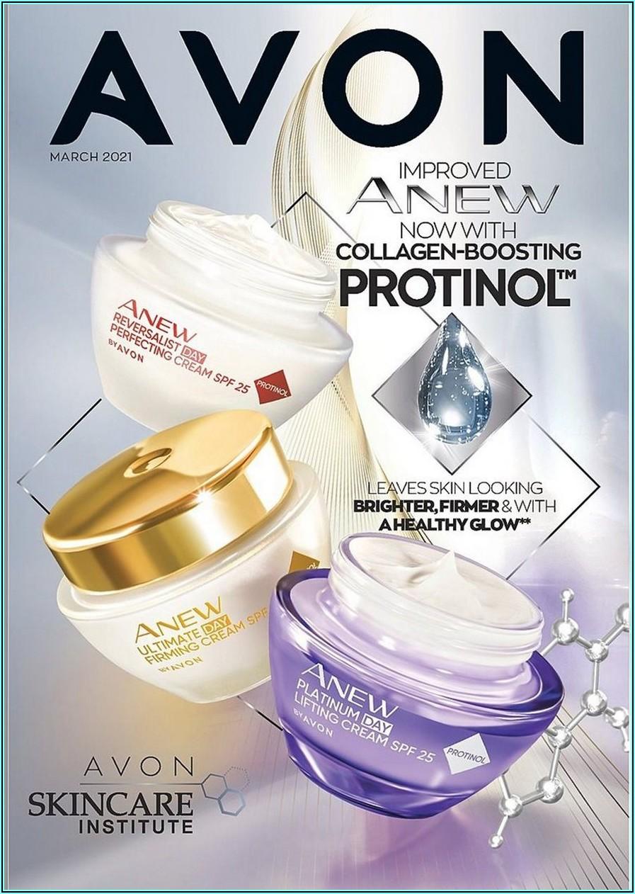 Avon India Brochure August 2019