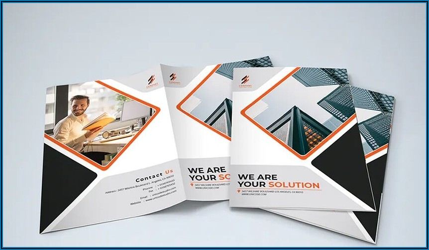 Best Brochure Design Templates Free Download