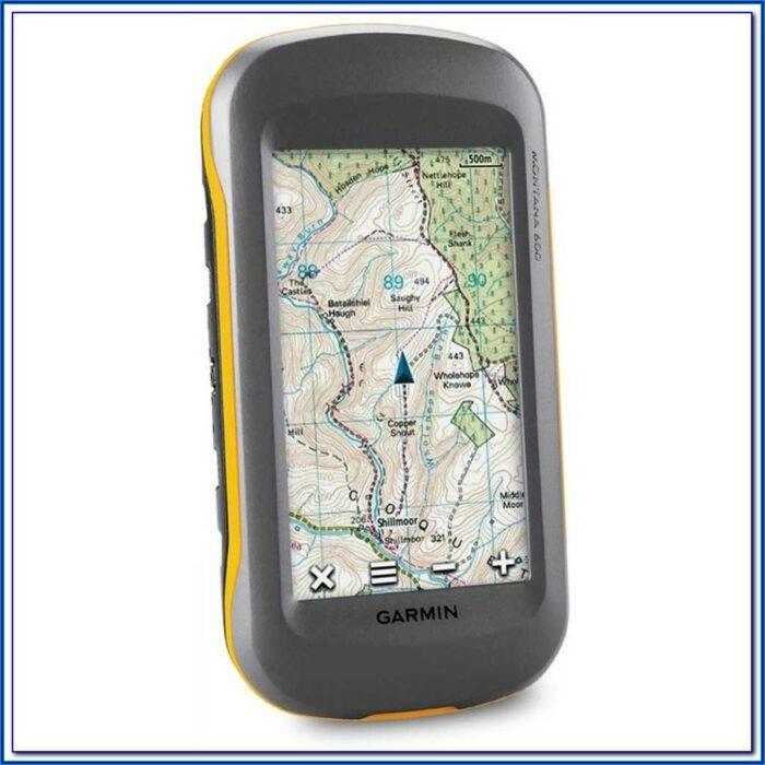 Best Maps For Garmin Montana 600