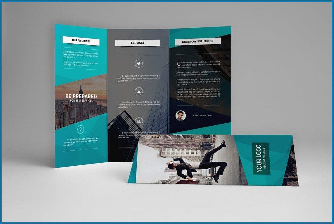 Best Tri Fold Brochure Design