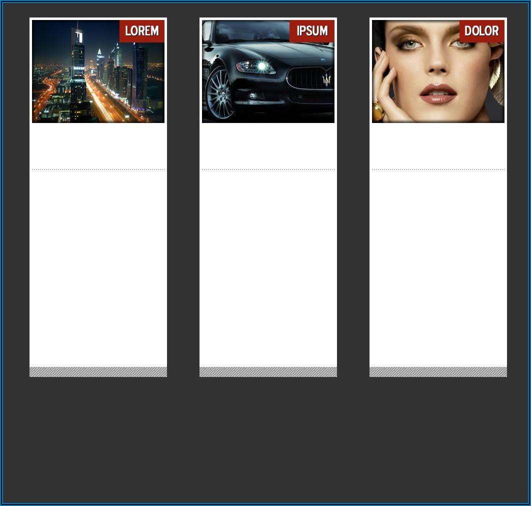Blank Tri Fold Brochure Templates Free Download Word
