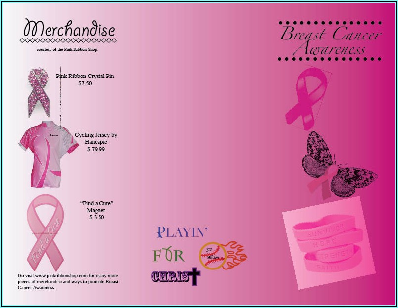 Breast Cancer Awareness Brochures