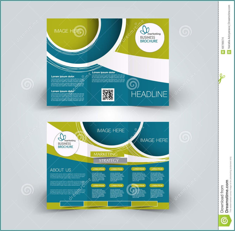 Brochure Mock Up Template
